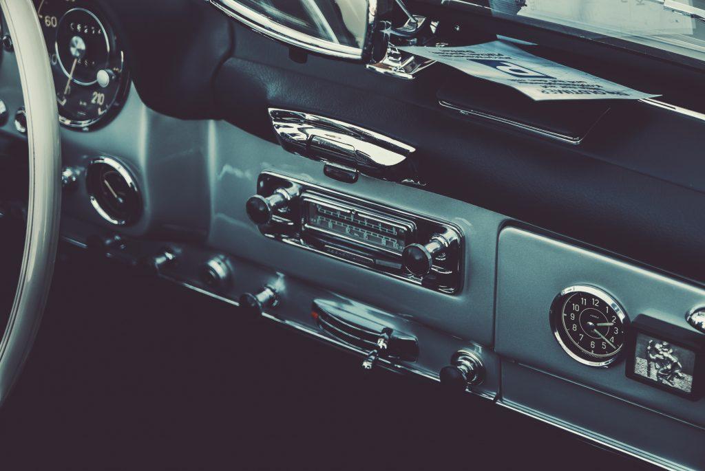 car radio image