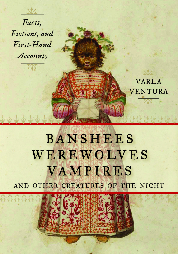 Banshees, Werewolves, Vampires, Book Cover